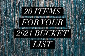 Items Where Year Is 2021 20 Items For Your 2021 List Princeton Properties