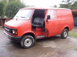 Bedford CF2 Van: Ebay: 1987 Bedford CF2 - UK