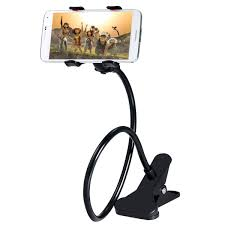 360 Rotating Flexible Cell Mobile Phone Holder Stand Lazy Bed