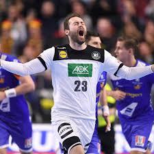 HandballWM Deutschland Schlägt Island Zum Hauptrundenauftakt