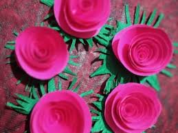 How To Make Beautiful Paper Rose