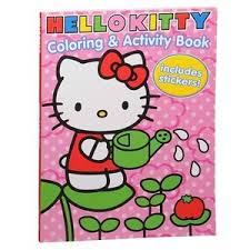 Hello Kitty Coloring Activity Book Walgreens