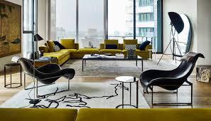b b italia canapé modular sofa contemporary leather fabric michel b b