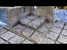 3d Dungeon Tiles Uk by How To Make Dungeon Tiles Part 2 Youtube