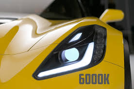 c7 corvette stingray z06 grand sport 2014 hid headlight low beam