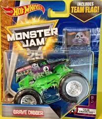 100 Hot Wheels Monster Jam Trucks List Of 2017 Cars
