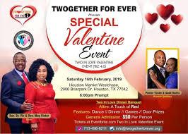 Two In Love Valentine Event 16 FEB 2019
