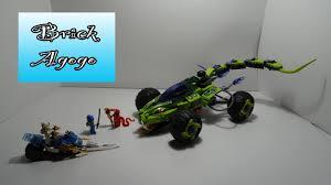 100 Fangpyre Truck Ambush Lego Ninjago 9445 Lego Speed Build YouTube