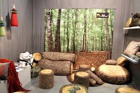 deco tronc d arbre tronc arbre decoration interieur trendy ides pour utiliser une