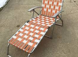 Reclining Camping Chairs Ebay by Reclining Camp Chair 039 Sage Gray Lawn Chair Patio Lawn