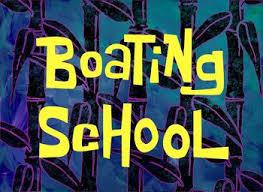 That Sinking Feeling Spongebob Transcript by Boating Transcript Encyclopedia Spongebobia Fandom