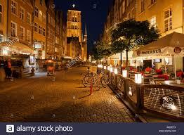 gdansk restaurant stockfotos und bilder kaufen alamy