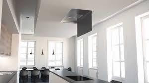 hotte de plafond novy novy suisse pureline installation vidéo erge suisse