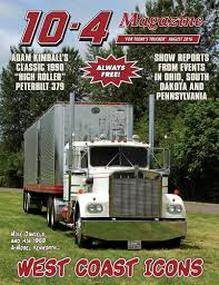 Cover Page Gallery | 10-4 Magazine Adam Mccandless Truck Sales Manager Center The Poor Farm July 2011 Kenworth Wednesdays Well Seasoned Fool Curmudgeoning Old Trucks From Past Page 5 Truckingboards Ltl Trucking Forums Ask A Couple Of Truckers Anything Hemmings Daily Teamwork 104 Magazine Httwwwmollovpmercedesbenzlps16321969118 Cool W900s Transportes Monfort On Everything Trucks 251018 Michael Cereghino Avsfan118s Most Teresting Flickr Photos Picssr