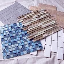 Peel And Stick Groutable Tile Backsplash by Best 25 Peel Stick Backsplash Ideas On Pinterest Stick On Tiles