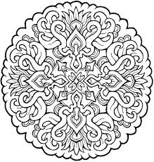 Cool Coloring Mandala Pictures New At 17 Best Ideas About Pages On Pinterest