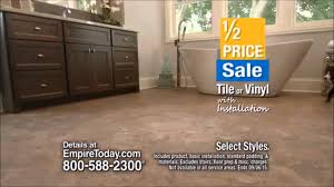 Empire Carpet Laminate Flooring by It U0027s Empire Today U0027s Best Sale The Price Sale Youtube
