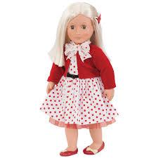 Rose Retro Doll Our Generation Dolls Mulberry Bush