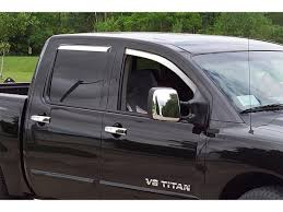 Putco Element Chrome Window Visors - SharpTruck.com Endearing Window Vent Visors Trucks For Modern Putco Element Chrome Sharptruckcom Egr Smline Inchannel Fast Shipping Firstgen Tacoma World How To Install Avs On A Gmc Sierra Youtube Tinted Chevy Colorado Canyon In Ikonmotsports 0608 3series E90 Pp Front Splitter Oe Painted Channel Page 2 Tapeon Mack Visor Rear Door Trims Exterior