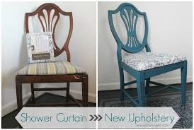 Material For Curtains And Upholstery by Gorgeous Dining Chair Transformation Lovely Etc