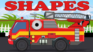 Fire Truck | Learn Shapes | Educational Video - YouTube Titu Toys And Songs For Children Fire Truck Youtube Police Car Truck Ambulance In Kids Indoor Playground Baby Colors To Learn With Street Vehicles Trucks Cars Hurry Drive The Storytime Song Nursery Rhymes Blippi Big Fire Trucks Rescue Kids Lots Of Gta V Rescue Mod Brush Responding Panda Kiki Brave Fireman New Mission Christmas Ivan Ulz Garrett Kaida 9780989623117 Amazoncom Books Compilation Firetruck Car