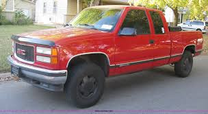 1997 GMC Sierra 1500 SLE Ext. Cab Pickup Truck | Item H9481 ... Gmc Windshield Replacement Prices Local Auto Glass Quotes 1997 Chevy Silverado Z71 Chevrolet 1500 Regular Cab Sierra K2500 Ext Cab Long Bed Carsponsorscom Sold Wecoast Classic Imports Ext Pickup Truck Item Db0973 S For Sale Classiccarscom Cc1045662 Gmc Sle 2500 Extended Long Bed 74l 454 Gas Engine Sierra Cammed 350 Youtube Trucks Yukon Magnificient Super Clean Custom Used Parts 57l Subway Truck Moto Metal Mo961 Rough Country Suspension Lift 3in
