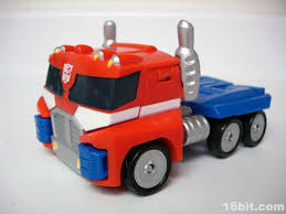 16bit.com Figure Of The Day Review: Playskool Transformers Rescue ...