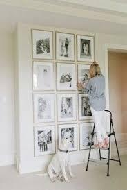 fotowand gestalten sch ne akzentwand im wohnzimmer kreieren