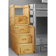Trendwood Bunk Beds by Bunkhouse Stairway Chest 4754ci Trendwood Usa 4754ci Afw