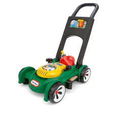 Toy Gas And Go Push Lawn Mower Little Tikes New | Stuff To Buy ...