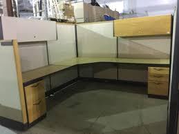 Used Fireproof File Cabinets Atlanta by Herman Miller Cubicles 8 U0027 X 8 U0027 Office Pro U0027s