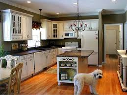 Kitchen Kitchen Ideas With White Liances Wall Small
