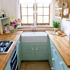 Kitchen Aqua Rectangle Modern Wooden Motif Ideas Stained For Cute Decorating Themes