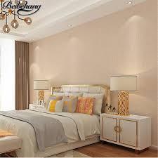 couleur papier peint chambre beibehang princesse poudre non tissé papier peint chambre