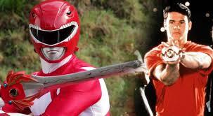 Power Rangers Red Ranger 1