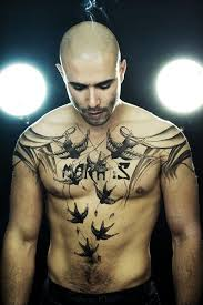 Awesomely Cool Chest Tattoos For Guys