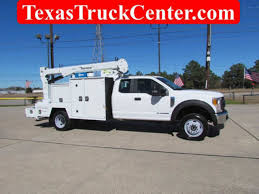 2017 Ford Service Trucks / Utility Trucks / Mechanic Trucks In Texas ...