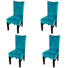 Amazon.com: Smiry Velvet Stretch Dining Room Chair Covers Soft ... The 7 Best Slipcovers Of 2019 20 Awesome Scheme For Ready Made Ding Chair Seat Covers Table Subrtex Raised Dots Stretch Room Living Club For Shaped Fniture Sure Fit Wayfairca Ikea Slipcover Easy 9 Steps With Pictures Pillows And Throws Red Sofa Back Settee Parsons Chair Slipcover Tutorial How To Make A Parsons Pdf Format Sewing Pattern Tutorial Sewing Sectional Sultan Fabric Decofurn Factory Shop