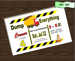 Dump Everything Birthday Invitations - Lijicinu #754045f9eba6 9 Of The Best Kids Birthday Party Ideas Gourmet Invitations Cstruction Invite Dumptruck Invitation 5x7 Free Printable Cstruction Invitations Idevalistco Tandem Dump Trucks For Sale Also Truck Safety Procedures And Gmc 25 Digger Fill In 8th Card Luxury Boy Tonka Classic Toy Amazoncouk Toys Games Transportation Train Invite Car Play Everyday Mom