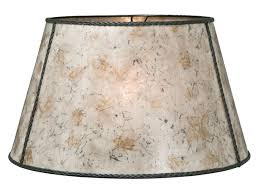 Mica Lamp Shade Replacement by Onyx Color Floor Empire Mica Shade Antique Lamp Supply