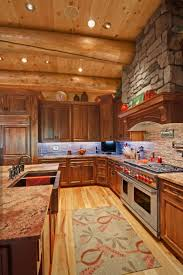 Log Home Kitchen Design Elegant Best 25 Log Cabin Kitchens Ideas ... Kitchen Room Design Luxury Log Cabin Homes Interior Stunning Cabinet Home Ideas Small Rustic Exciting Lighting Pictures Best Idea Home Design Kitchens Compact Fresh Decorating Tips 13961 25 On Pinterest Inspiration Kitchens Ideas On Designs Island Designs Beuatiful Archives Katahdin Cedar