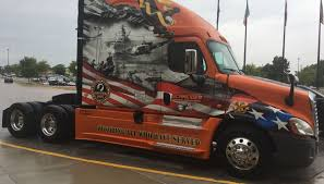 100 Schneider Trucking Company New Wisconsin Campaign Aims To Attract Veteran Workers To State
