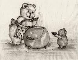 Mama Bear And Baby