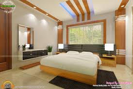 Kerala Style Bedroom Interior Designs bedroom interior design with