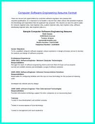 Computer Engineering Resume Doc Examples