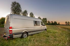 2012 Mercedes Sprinter Converted Into Mobile Home