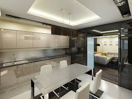 fantastisches wohnzimmer in high tech stil mit ihren eigenen
