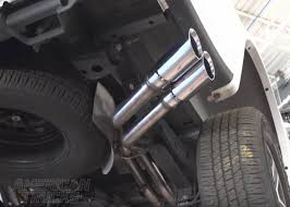 Benefits Of Cat Back Exhaust Systems On A Ford F 150