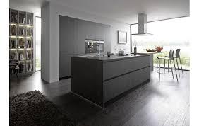 contur küche 53 170 in stahl dunkel nachbildung und kochinsel