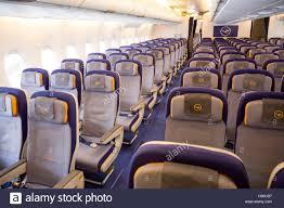 Inside Lufthansa Airplane Stock s & Inside Lufthansa Airplane